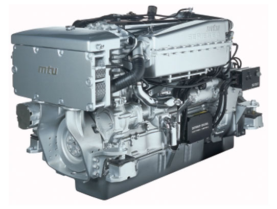 Diesel Engine Series 60