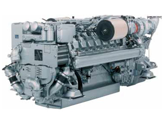 Diesel Engine Series 2000