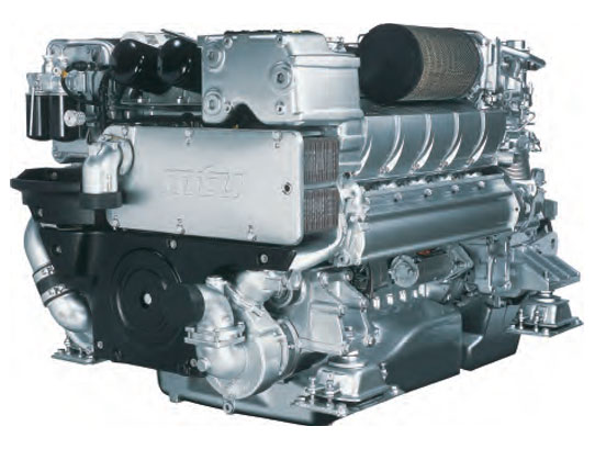 Diesel Engine Series 8V/10V 2000